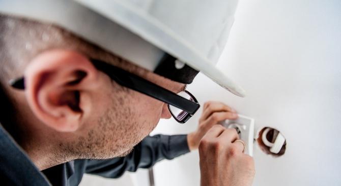 НСИ: По-малко трудови злополуки в строителството през 2018 г.