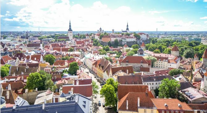 В Талин отбелязаха 75-ата годишнина от съветска бомбардировка през Втората световна война