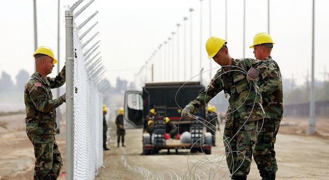 Доналд Тръмп ще поиска близо 9 млрд. долара за стената с Мексико