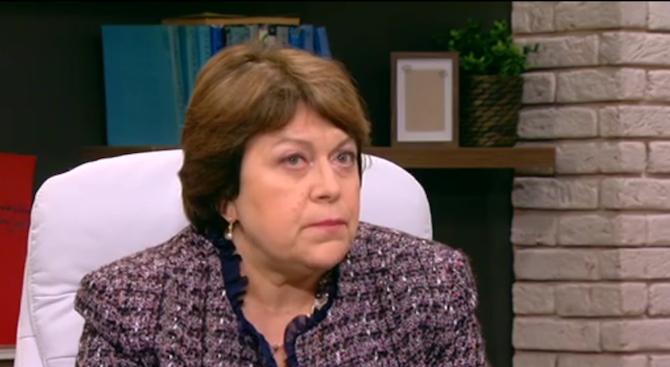 Татяна Дончева за арестите на олигарси: Подхвърлят едни хора като парче месо на изгладнели лъвове