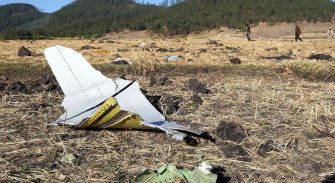 Две минути спасиха живота на пътник от фаталния етиопски самолет