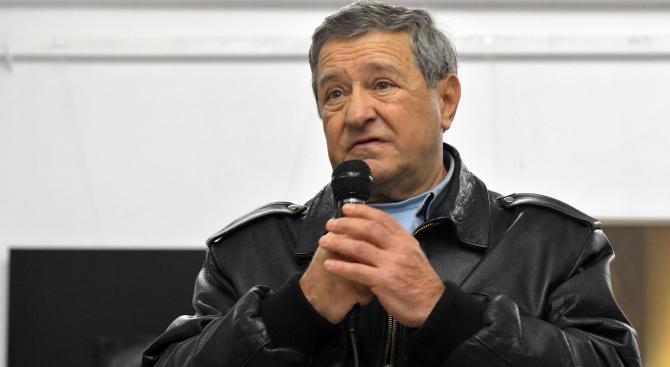Боян Биолчев е разказвач на март в Столична библиотека