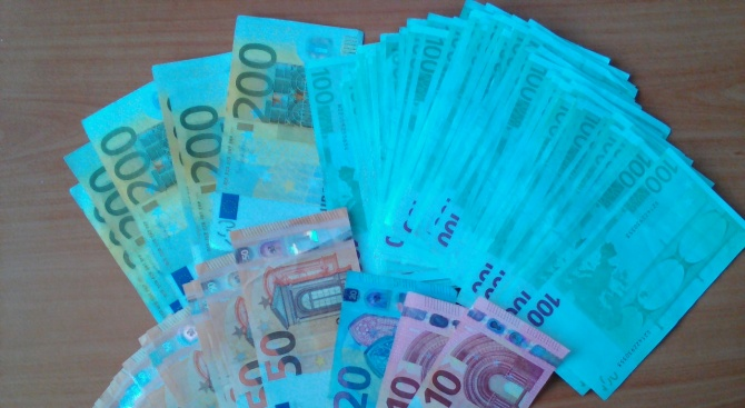 """На """"Капитан Андреево"""" задържаха контрабандна валута за над 80 000 лева"""