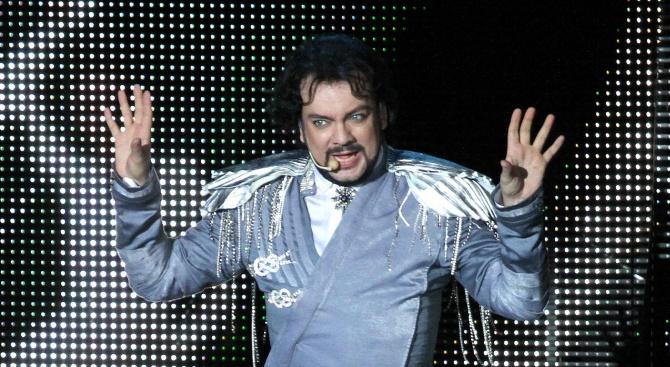 ИД е искала да взриви концерт на Филип Киркоров?