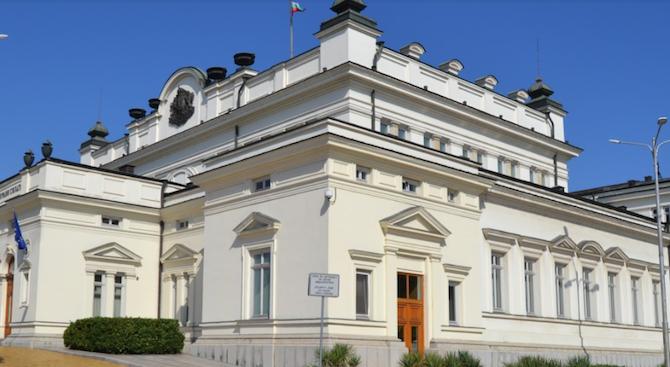 Депутатите регламентираха случаите на поставяне на преместваеми обекти