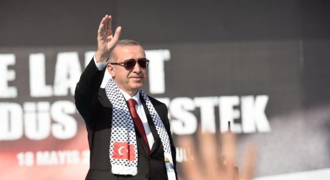 Реджеп Ердоган: Няма да паднем на колене пред МВФ
