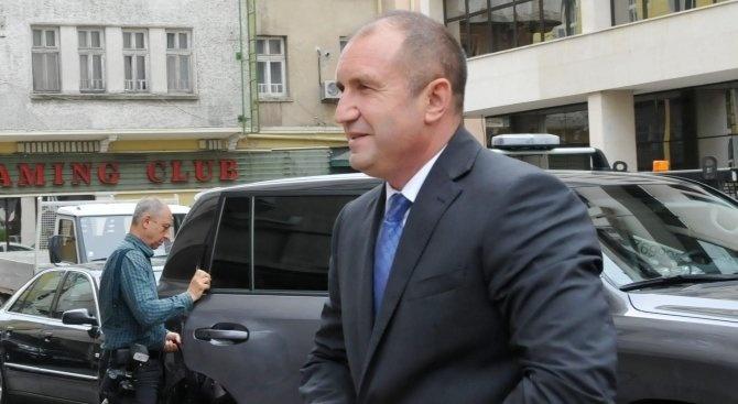 Президентът ще участва в дискусия, посветена на българската икономика
