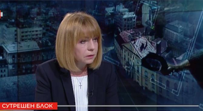 """Фандъкова: Безлихвеният заем за ремонта на """"Граф Игнатиев"""" е фалшива новина"""