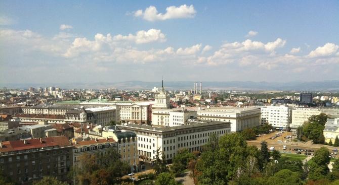 Архитект: В София липсват места за отдих