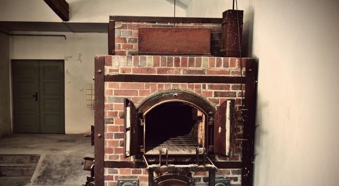 Крематориум изгоря до основи в Германия