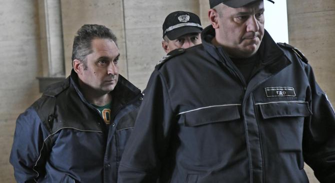 Ето го мъжа, който уби 64-годишната си майка в София
