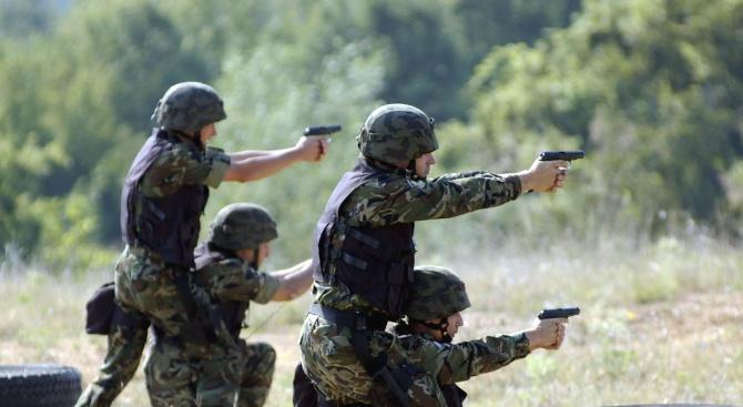 Командосите от армията да участват в акции на МВР, иска МО