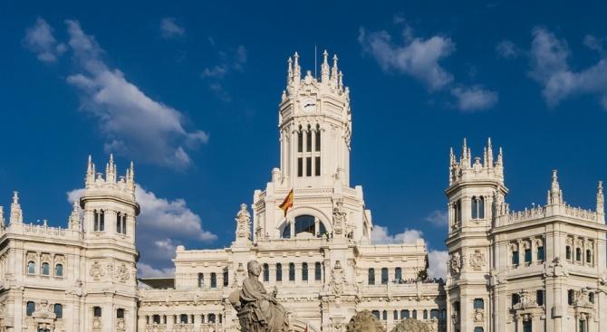 В Мадрид се състоя протест срещу съдебния процес на каталунските сепаратистки лидери