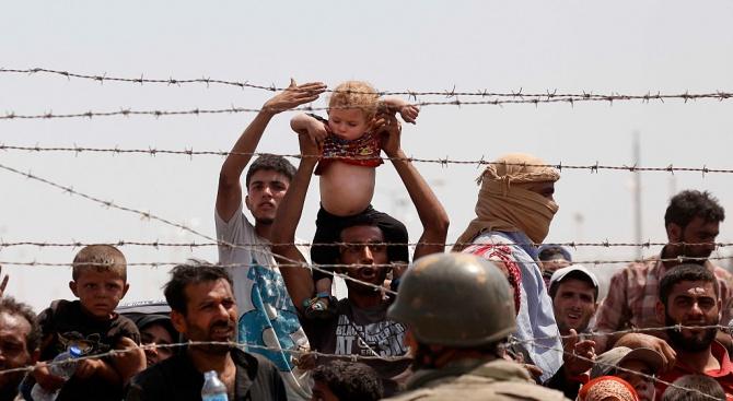 185 нелегални мигранти са задържани в различни части на Турция