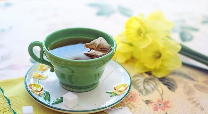 Зеленият чай помага в борбата с диабета и затлъстяването
