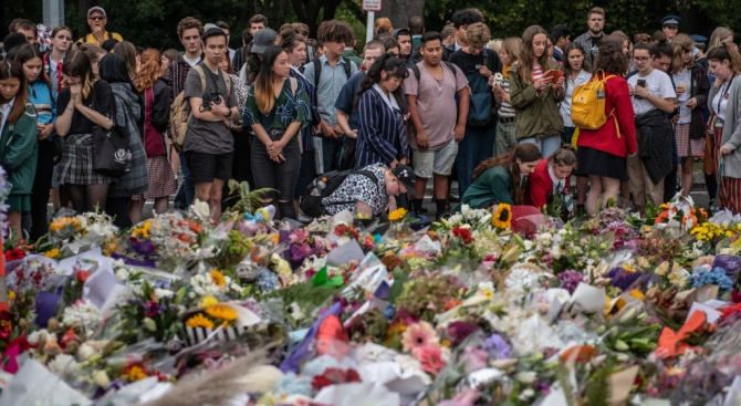 Оцелял при атаката в Нова Зеландия прости на Брентън Тарант, че е убил съпругата му
