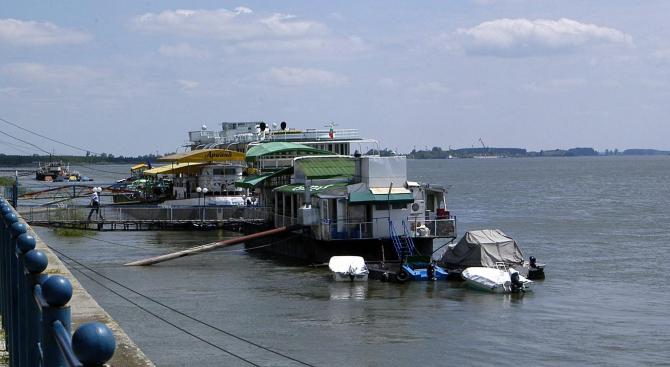 С 12 см се е понижило нивото на река Дунав при Свищов