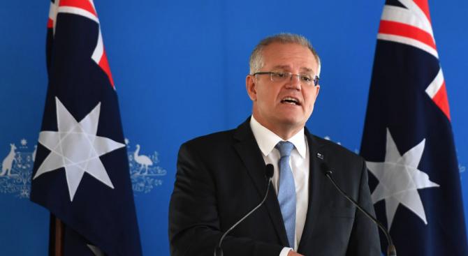 Премиерът на Австралия не прие извиненията на Турция за изявление на Ердоган