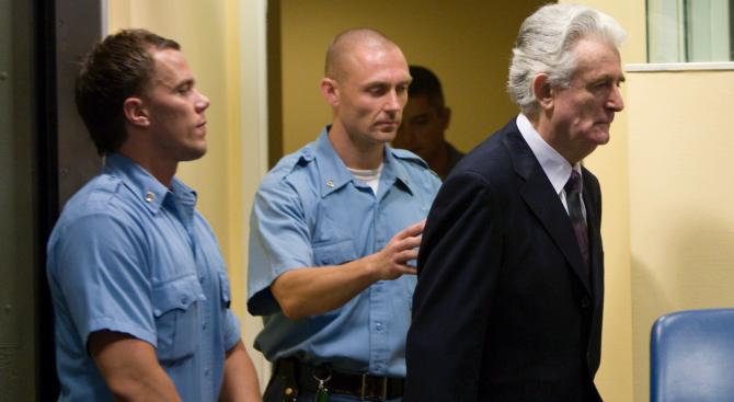 Днес се очаква да бъде произнесена окончателната присъда на Радован Караджич