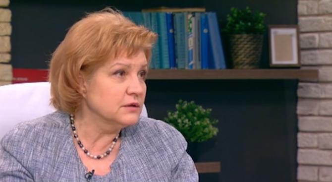 Менда Стоянова към Хекимян: Разговорът за апартаментите на колегите ми е несериозен. Питайте ме и за имотите на Йончева