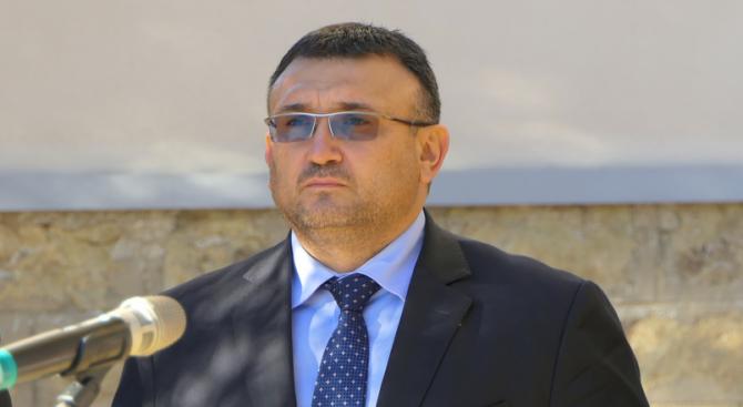 Младен Маринов посети Администрацията за борба с наркотиците