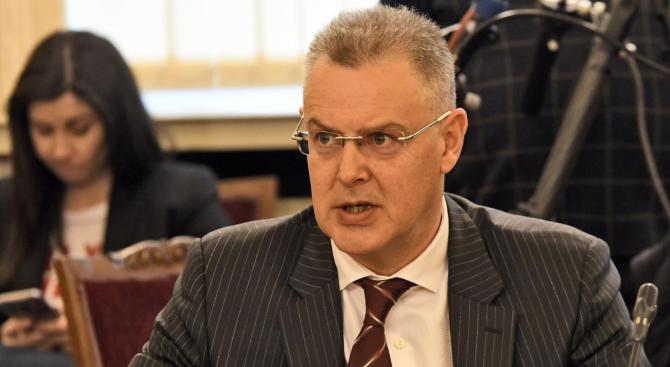 Александър Андреев: ЦИК трябва в най-скоро време да обяви обществена поръчка за машинното гласуване