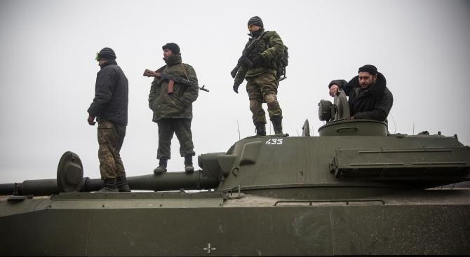 """Мъртви лидери на проруските сепаратисти в Украйна ще """"гласуват"""" за президент в Киев"""