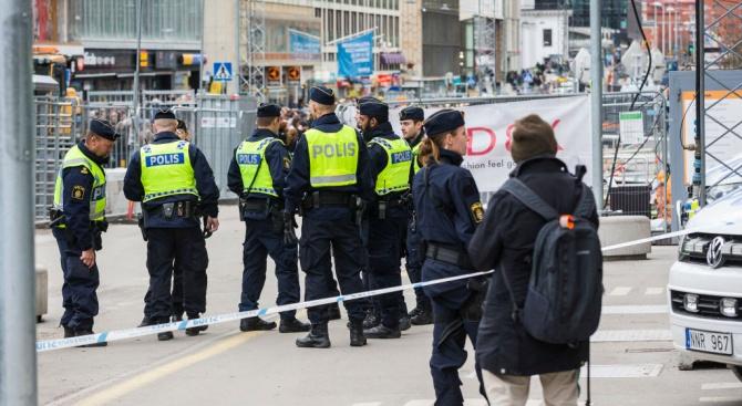 Взрив в Стокхолм. Има ранени