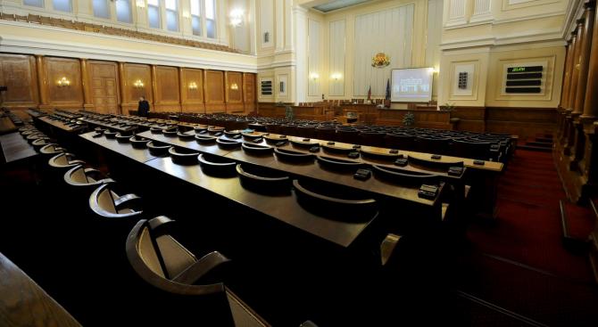 Вижте кой сменя Цветанов в Народното събрание