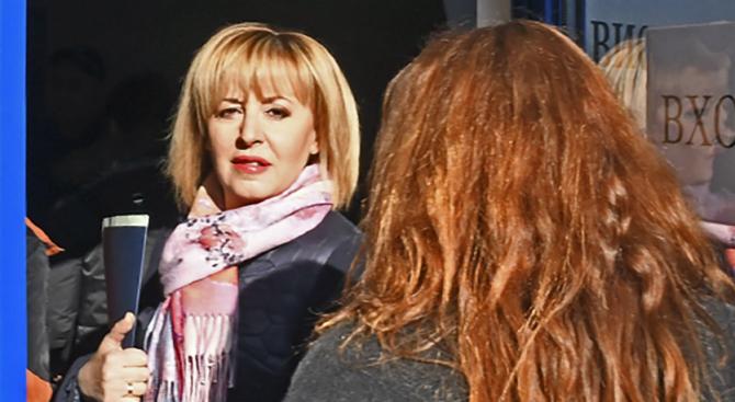 Мая Манолова внася утре в Народното събрание Годишния доклад на институцията за 2018-та