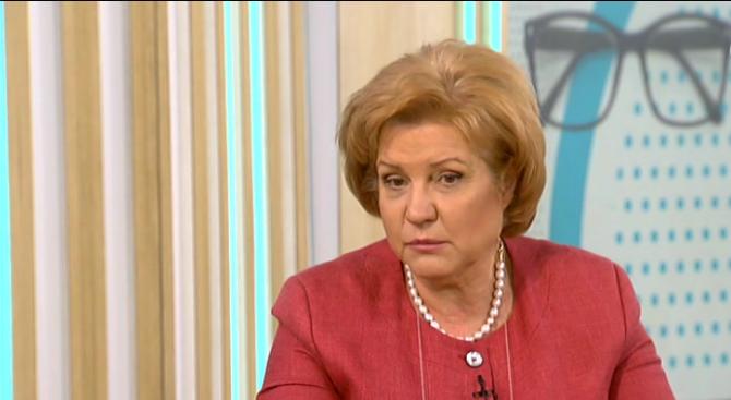 Менда Стоянова: Оставката на Цветанов е морален акт, без да има никакви доказателства за вина