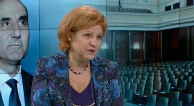 Менда Стоянова: Атаката срещу Цветанов е резултат единствено на предстоящите евроизбори