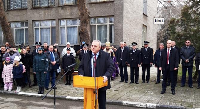"""Заместник-министър Стефан Балабанов е гост на VI-я национален събор """"Граничарите на България"""""""