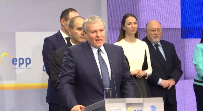 Румен Христов:  8 евродепутати ще е успех за нас с ГЕРБ