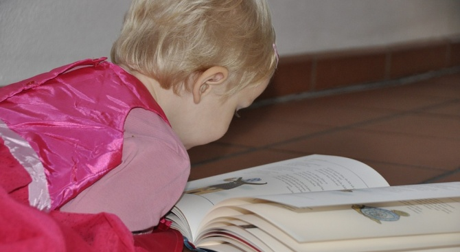 15 минути четене на ден развива интелекта и повишава резултатите на децата