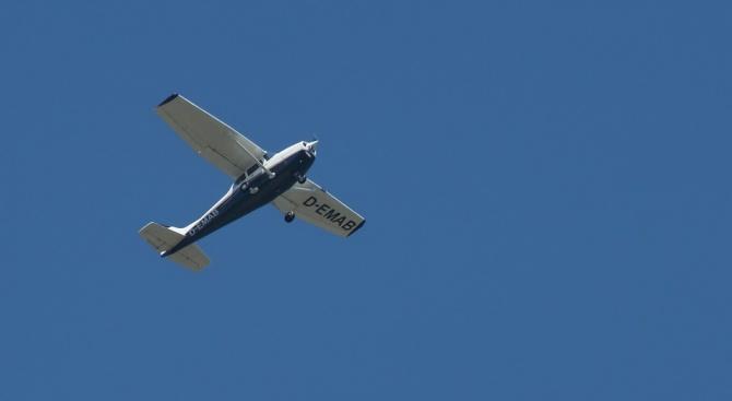 """Станимир Лешев: Малкият самолет """"Чесна"""" е регистриран в Германия"""
