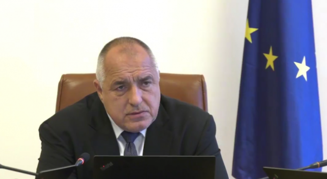 Бойко Борисов с последни данни за самолетната катастрофа в Македония