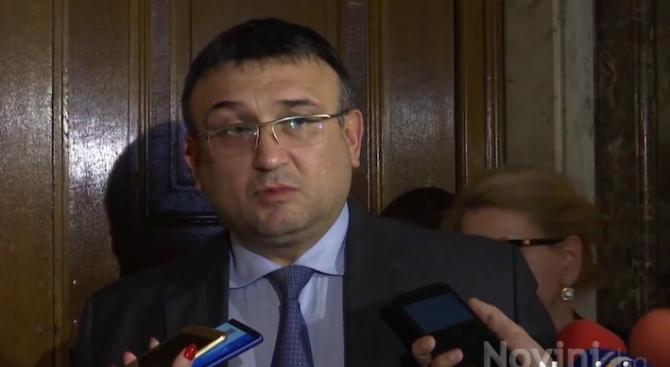 Младен Маринов: Държавата ще окаже съдействие за прибиране на тленните останки