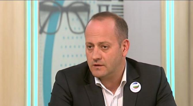 Радан Кънев: Десницата има само един път – максимално обединена и максимално отдалечена от ГЕРБ