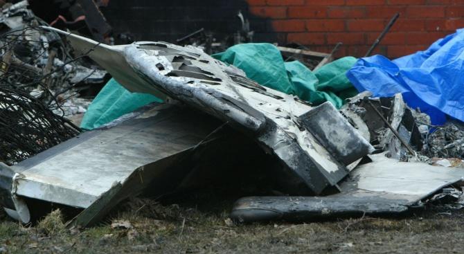 Македонското РВД: Самолетът с българите е имал разрешение за аварийно кацане на летището в Скопие