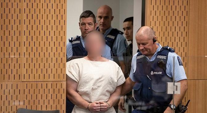 Убиецът от Крайстчърч ще бъде подложен на психиатрична експертиза