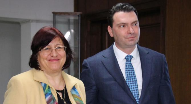 """Калоян Паргов: БСП категорично подкрепя търговците от """"Граф Игнатиев"""""""
