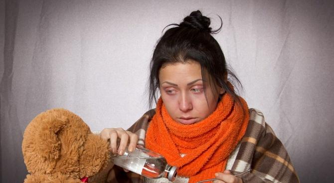 Фалшив грип препълни болниците