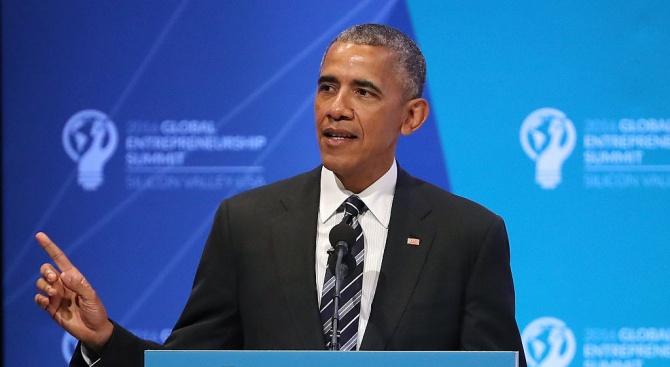 Барак Обама към младите: Бъдете по-ангажирани със световните проблеми