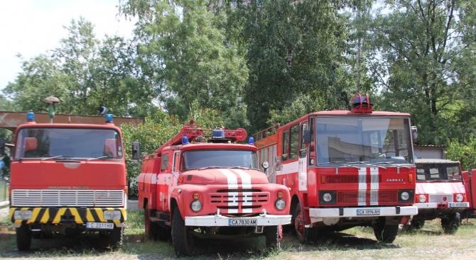 Забравена манджа вдигна габровски пожарникари на крак