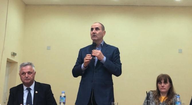 Цветанов: Ние сме една прекрасна страна с многообразие от различни етноси