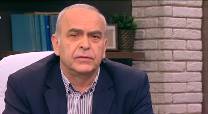 Костадин Паскалев: Скандалът с апартаментите показва, че има тежък проблем в държавата