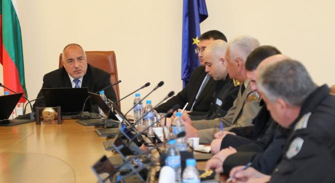 Борисов: Насищаме границата с Гърция с техника и хора, за да опазим държавата