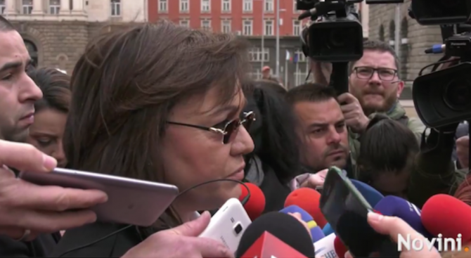 Корнелия Нинова обяви 3 мерки за борба с корупцията