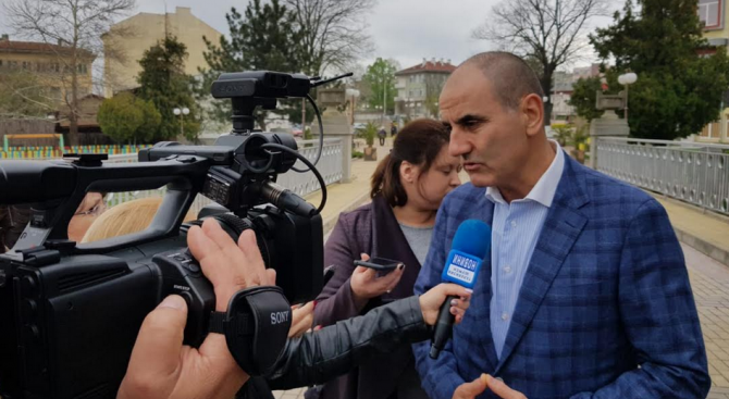 Цветанов: Да свикаш КСНС месец преди изборите има единствено политическа цел